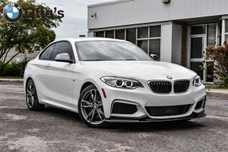 Used 2016 BMW M235i Coupe for sale in Ottawa, ON