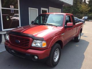 Used 2009 Ford Ranger SPORT for sale in Parksville, BC