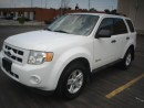 Used 2009 Ford Escape hbrid,4wd,gas saver for sale in Mississauga, ON
