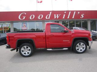 Used 2015 GMC Sierra 1500 SLE 271! BACKUP CAMERA! BLUETOOTH! for sale in Aylmer, ON