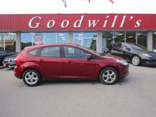 Used 2013 Ford Focus SE! CLEAN CARPROOF! BACKUP CAMERA! for sale in Aylmer, ON