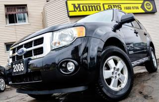 Used 2008 Ford Escape XLT! V6 3.0L! Cruise+A/C!  ONLY $117/bi-weekly! for sale in St Catharines, ON