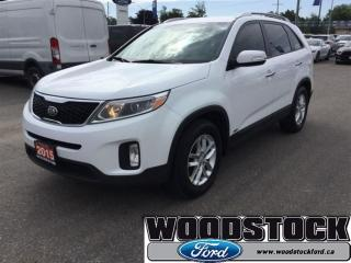 Used 2015 Kia Sorento LX Local Trade, AWD, LX for sale in Woodstock, ON