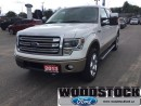 Used 2013 Ford F-150 - Low Mileage for sale in Woodstock, ON