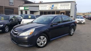 Used 2011 Subaru Legacy 2.5I for sale in Etobicoke, ON