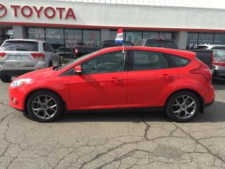 Used 2013 Ford Focus SE for sale in Cambridge, ON