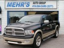 Used 2012 RAM 1500 LARAMIE LONGHORN Leather DVD Snrf Back Up Cam for sale in Scarborough, ON