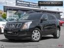 Used 2013 Cadillac SRX PREMIUM PKG |1OWNER|WARRANTY|SERVICE RECORDS for sale in Scarborough, ON