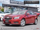 Used 2014 Chevrolet Cruze LT AUTO |BLUETOOTH|SUNROOF|WARRANTY|57000KM for sale in Scarborough, ON