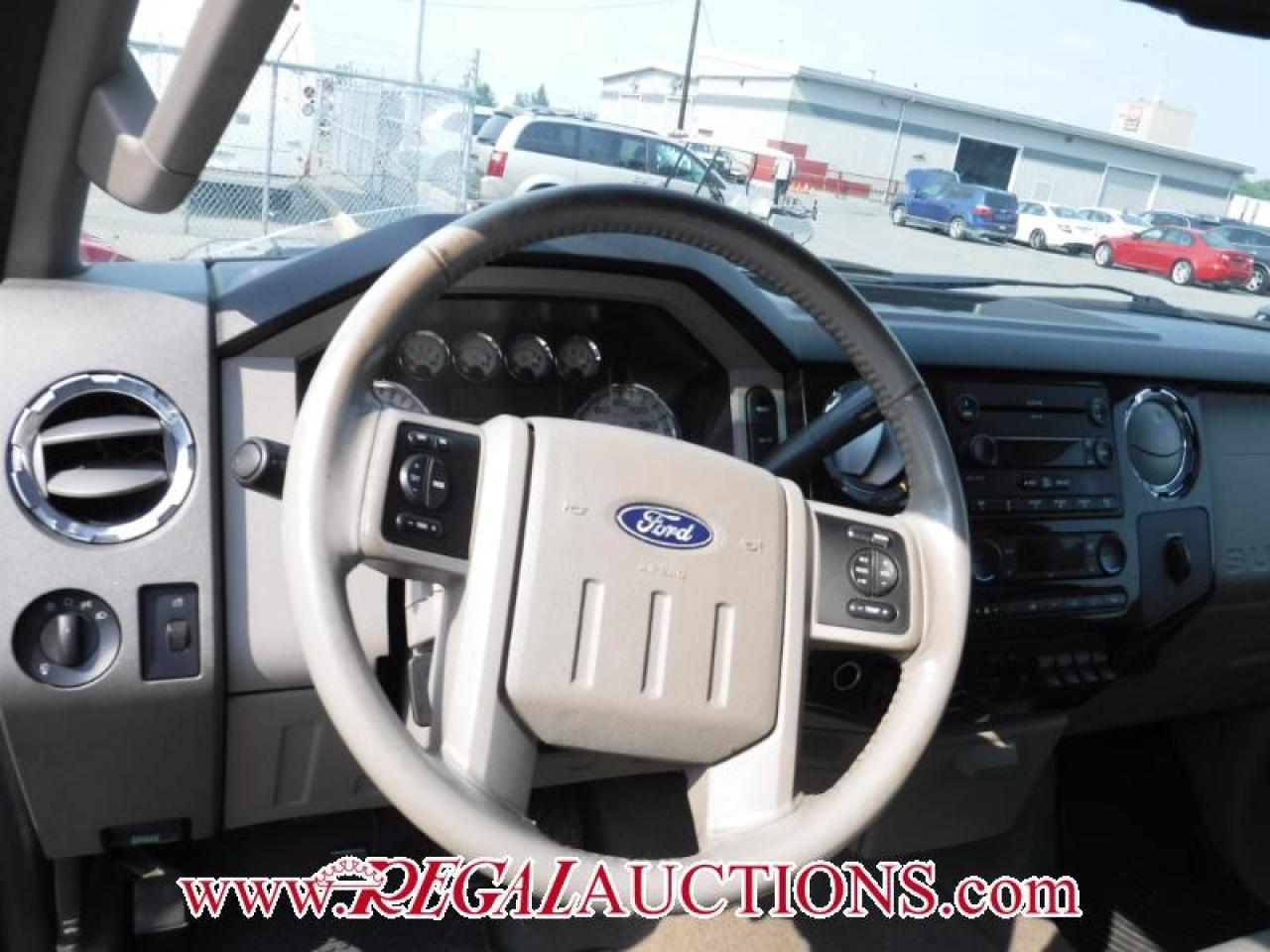 2008 Ford F350SD LARIAT CREW CAB 4WD