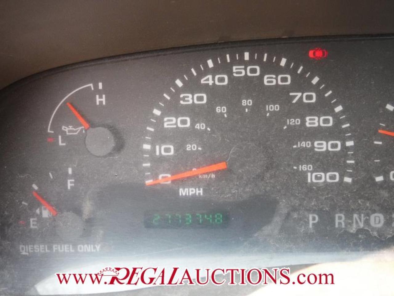 2002 Ford F-450 SD REGULAR CAB 2WD DRW