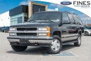 Used 1999 Chevrolet Suburban Suburban - YOU CERTIFY & YOU SAVE! for sale in Bolton, ON