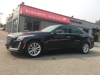 Used 2017 Cadillac CTS 2.0T, Heated Seats, Remote Start, Bose, Park Aid!! for sale in Surrey, BC