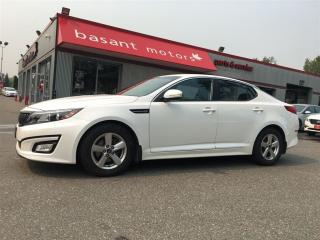Used 2014 Kia Optima Heated Seats, Fuel Efficient, Easy to Drive!! for sale in Surrey, BC