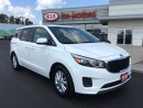 Used 2016 Kia Sedona LX+ POWER DOORS BACK-UP CAM for sale in Woodstock, ON