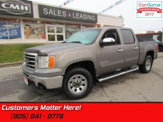Used 2012 GMC Sierra 1500 SLE  4X4, 5.3L, POWER GRP, SIDE-STEP-BARS, TOW PKGE for sale in St Catharines, ON