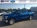 New 2017 Ford F-150 XLT  - Bluetooth -   A/C for sale in Kincardine, ON