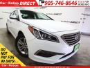 Used 2017 Hyundai Sonata GLS| SUNROOF| BLIND SPOT DETECTION| POWER SEAT| for sale in Burlington, ON