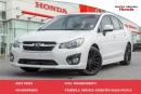 Used 2014 Subaru Impreza 2.0i (CVT) for sale in Whitby, ON