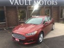 Used 2014 Ford Fusion Leather No Accident for sale in Brampton, ON