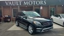 Used 2013 Mercedes-Benz ML-Class ML 350 BlueTEC 4MATIC NO ACCIDENTS for sale in Brampton, ON