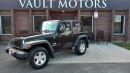 Used 2009 Jeep Wrangler LEATHER SPORT NO ACCIDENTS for sale in Brampton, ON