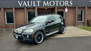 Used 2008 BMW X5 PANO ROOF REAR DVDS Navigation for sale in Brampton, ON