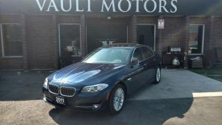 Used 2011 BMW 535 I xDrive Navigation WARRANTY for sale in Brampton, ON