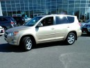 Used 2009 Toyota RAV4 Limited PUSH START  NO ACCIDENTS 37 SERVICE for sale in Brampton, ON