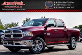 New 2017 Dodge Ram 1500 New Car SLT|4x4|Crew|Backup_Cam|RrPrkingSnsrs|HitchReceiver|Nav| for sale in Thornhill, ON