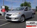 Used 2010 Toyota Matrix Base! 6 Month Powertrain Warranty Included! for sale in Richmond, BC