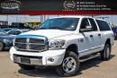 Used 2007 Dodge Ram 2500 Laramie|4x4|Diesel|Leather|Heated Front Seats|Pwr windows|Pwr Locks|17