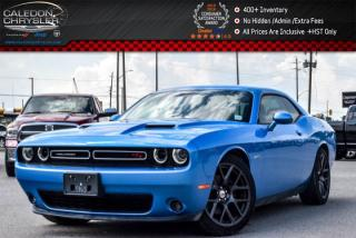 Used 2016 Dodge Challenger R/T|Navi|Backup Cam|Bluetooth|Leather|Keyless Go|Blind Spot|20