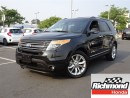 Used 2014 Ford Explorer Limited! Balance Of Factory Warranty! for sale in Richmond, BC