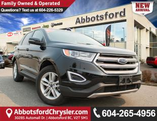 Used 2016 Ford Edge SEL LOCALLY OWNED! for sale in Abbotsford, BC