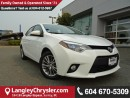 Used 2014 Toyota Corolla LE *ACCIDENT FREE*ONE OWNER* for sale in Surrey, BC