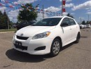 Used 2013 Toyota Matrix BASE for sale in Brampton, ON