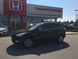 Used 2014 Ford Escape SE for sale in Goderich, ON