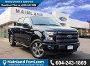 Used 2017 Ford F-150 Lariat LOCAL, NO ACCIDENTS for sale in Surrey, BC