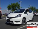 Used 2014 Honda Fit Sport! Honda Certified Extended Warranty to 160, 0 for sale in Richmond, BC