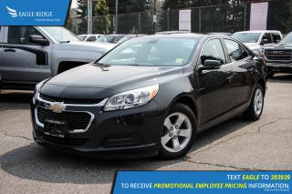 Used 2014 Chevrolet Malibu 1LT AM/FM Radio and Air Conditioning for sale in Port Coquitlam, BC