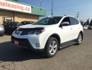 Used 2013 Toyota RAV4 $160.35 BI WEEKLY! $0 DOWN! 2015 & 2016  DEALER OF THE YEAR!!! for sale in Bolton, ON