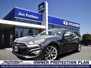 Used 2016 Hyundai Genesis Coupe 3.8 Premium-Like New Condition for sale in Port Coquitlam, BC
