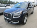 Used 2016 GMC Acadia FAMILY MOVING SLE-1 MODEL 8 PASSENGER 3.6L - V6.. BENCH & 3RD ROW.. REAR A/C.. BACK-UP CAMERA.. CD/AUX/USB INPUT.. for sale in Bradford, ON