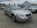 Used 2002 Nissan Altima 4dr Sdn S for sale in Coquitlam, BC