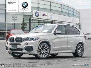 Used 2014 BMW X5 xDrive35i M Sport Line AWD | M-SPORT | NAV | for sale in Oakville, ON