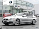 Used 2014 BMW 328i xDrive Sedan (3B37) AWD | RV CAM | HEADS-UP DISPLAY | for sale in Oakville, ON