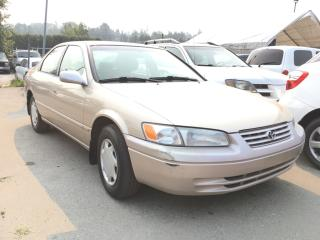 Used 1999 Toyota Camry 4DR SDN LE AUTO for sale in Coquitlam, BC