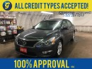 Used 2013 Nissan Altima 3.5SL*LEATHER*POWER SUNROOF*PHONE CONNECT*HEATED STEERING WHEEL/FRONT SEATS*KEYLESS ENTRY w/REMOTE START*BOSE*BACK UP CAMERA*POWER DRIVER SEAT* for sale in Cambridge, ON