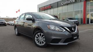 Used 2017 Nissan Sentra 1.8 SV | $124.98 BI-WEEKLY | CANCELLED FLEET | for sale in St Catharines, ON